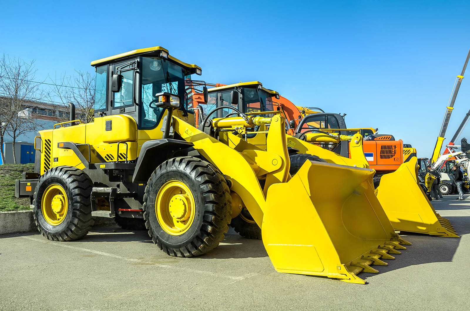 Heavy equipment auctions biggest in the state hermon for Southern maine motors service